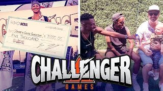 ROOK MET HIS FIRST SIDEMEN | I WON A GOLD MEDAL AT THE CHALLENGER GAMES!!