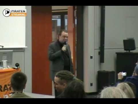 "PPI Conference Friedrichshafen - Keynote ""Why are you here?"" - Rick Falkvinge (HQ)"