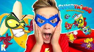 SUPERTHINGS are Superheroes Taking Over the World! KIDCITY