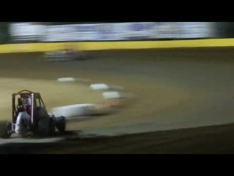 Paul Richards Hamlin Speedway Rookie 600 6/3/17