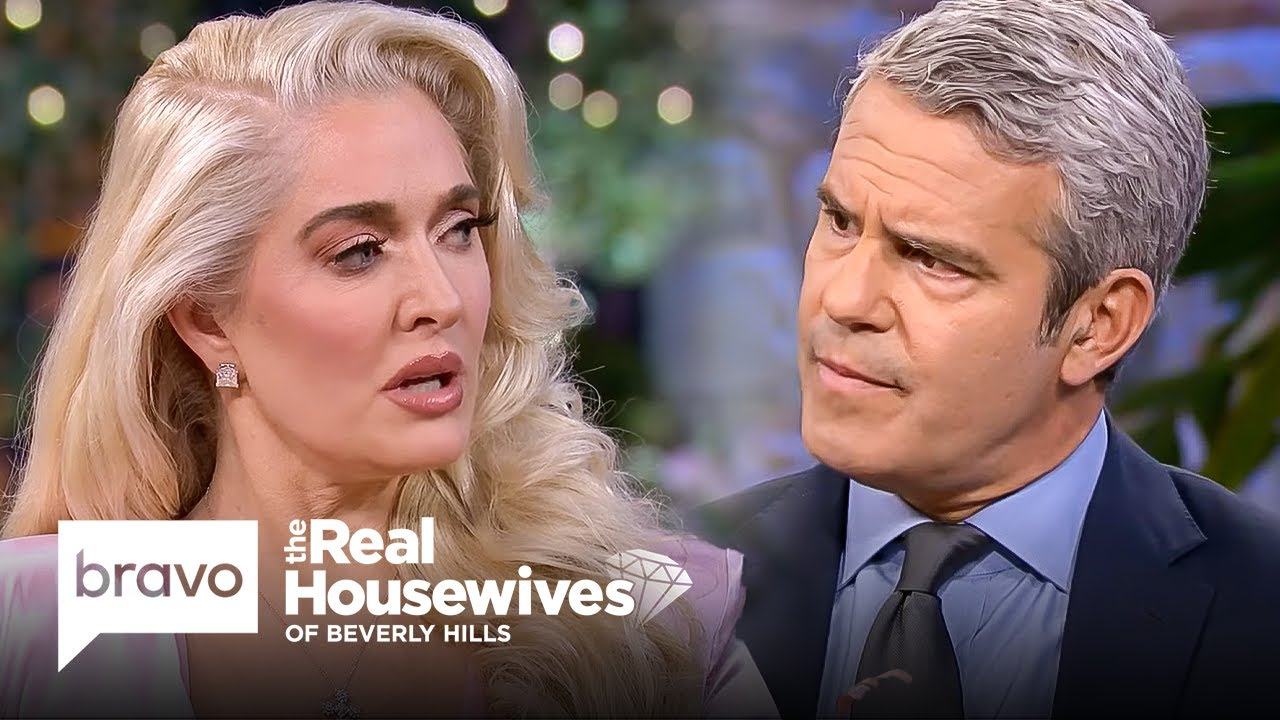 Download Andy Cohen Questions Erika Girardi About Her Future | Reunion Part 2 | RHOBH Highlight S11 E22