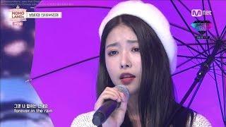 [ENG] Vocal battle - Shinsia vs Heejae (Finding Momoland 6.2)