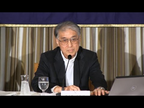 """Hiroaki Koide: """"The Trouble with Nuclear Power"""""""
