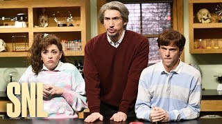 The Science Room - SNL