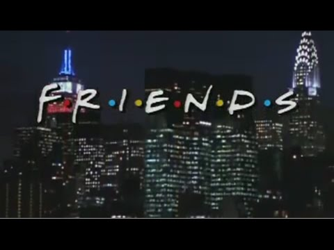 Friends Theme Song but Chandler is Dead :(
