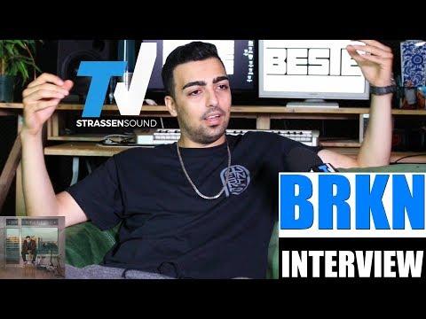 BRKN das BESTE Interview: Einzimmervilla, Rap, Soul, RnB, Berlin Kreuzberg, Architekt, Sido, Helene