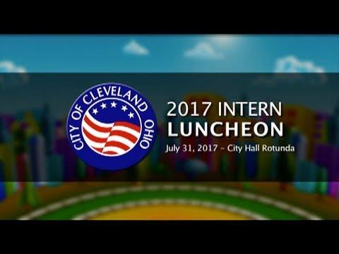 2017 City of Cleveland College Internship Program