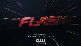 The Flash Reborn - Season 4   Official Trailer (2017)