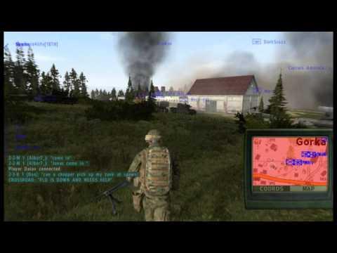 ArmA 2 : Humvee is a killing machine!