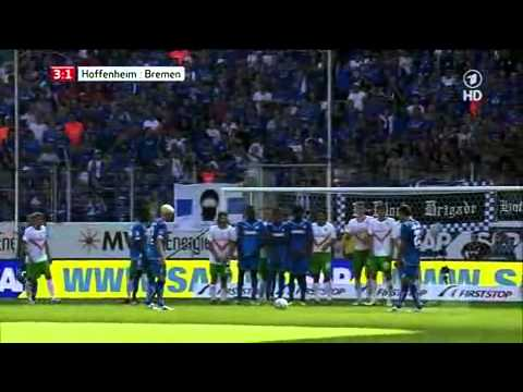 Hsv Hoffenheim Highlights