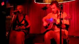 Toni Price with Rich Brotherton - Continental Club - Richest One (w minutes of howling)  8 19 08