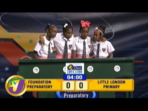TVJ Junior Quiz: Foundation Preparatory vs Little London Primary - October 22 2019