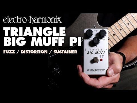 Distortion Sustainer Electro-Harmonix Triangle Big Muff Pi