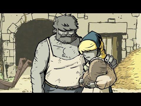 Valiant Hearts - начало игры