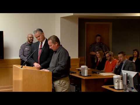 Shanann Watts' father speaks at sentencing