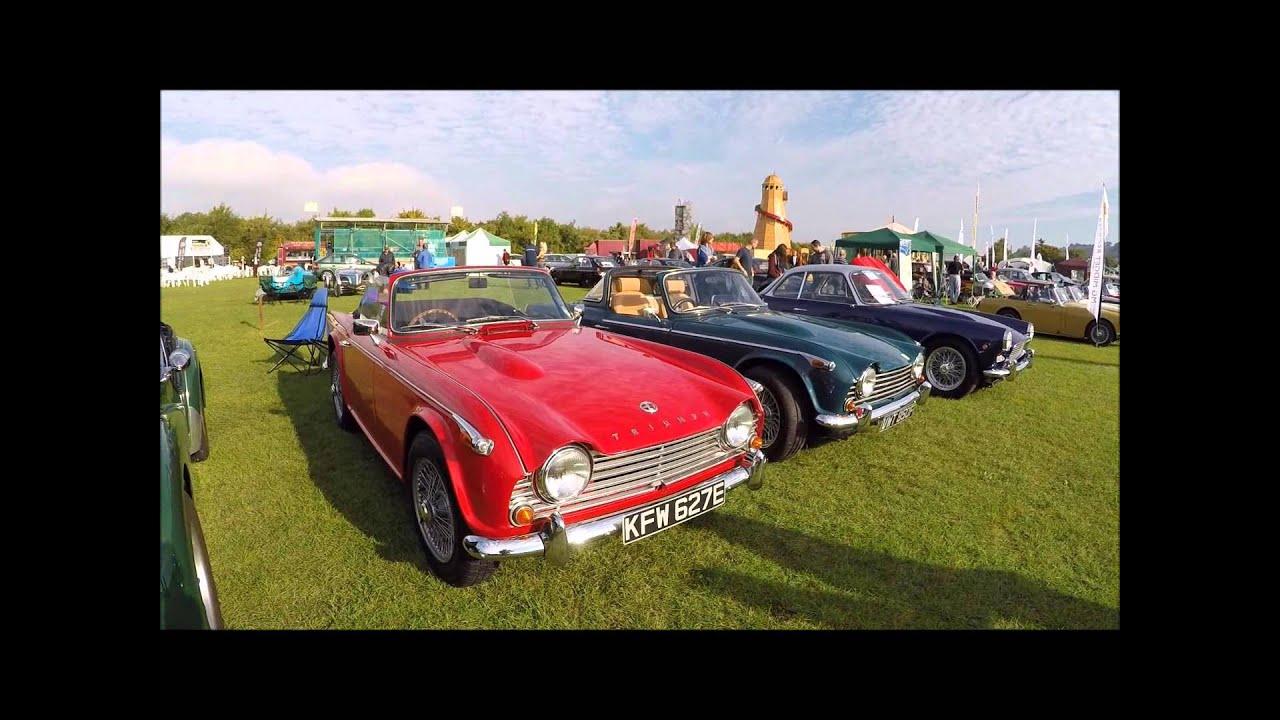 Triumph TR7 BANNER British Leyland Garage Workshop Classic Sports Car display