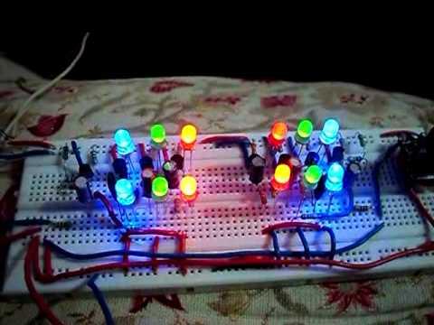 Color Organ Triple Deluxe Doovi
