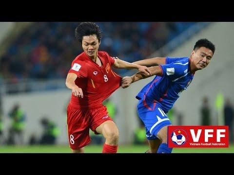 Tuấn Anh vs Đài Loan (TQ) - Vòng loại World Cup 2018