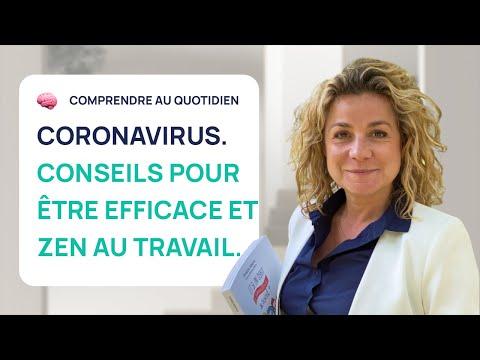 Coronavirus: 6 Conseils pour être efficace et zen en télétravail