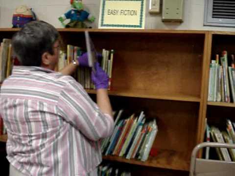 Purple Glove Dance Mattie Wells Elementary School #43541