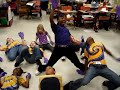Purple Glove Dance Mattie Wells Elementary School #43541
