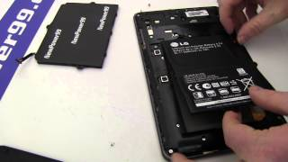 How to Replace Your LG Optimus Pad L-06C Battery