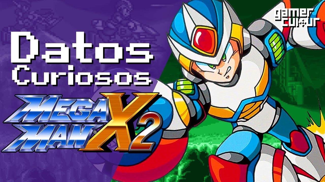 Curiosidades de Mega Man X 2   Gamer Cultur