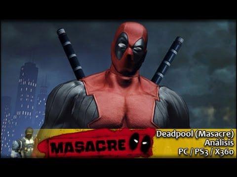 Deadpool (Masacre) - Análisis