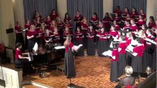 FESTIVAL TE DEUM - Voorhees Choir Winter 2011
