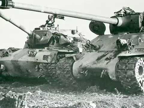 IDF Captured Armored Vehicles