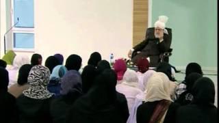 Gulshan-e-Waqfe Nau 28 Sep 2011 Lajna/Nasirat Class in Oslo, Norway, Islam Ahmadiyya