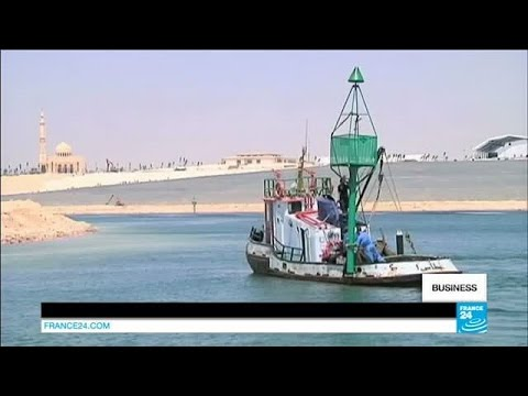 French investors seek opportunities in Suez Canal expansion