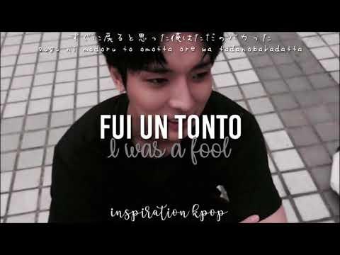 HONGSEOK Y YUTO ||離さないでよ (HANASANAIDE YO)「 SUB ESPAÑOL ||JAPANESE  || ENGLISH 」