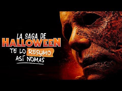 La Saga de Halloween   Te Lo Resumo Así Nomás#201