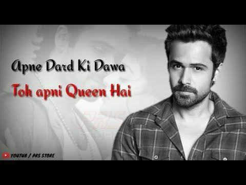Emraan Hashmi || sad dialogue whatsapp status ||  Awarapan movie heart touching dialogue
