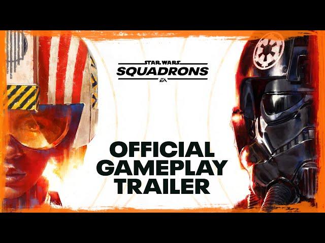 Star Wars: Squadrons (видео)