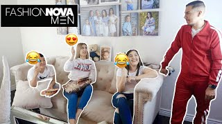 Kids React To Dads Fashion Nova Outfits!