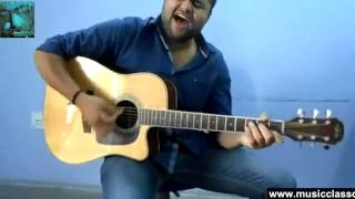 Guitar Guru Online Lessons Western Indian Guitar training instructors online mp4