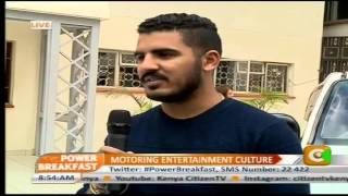 Power Breakfast: Motoring Entertainment Culture