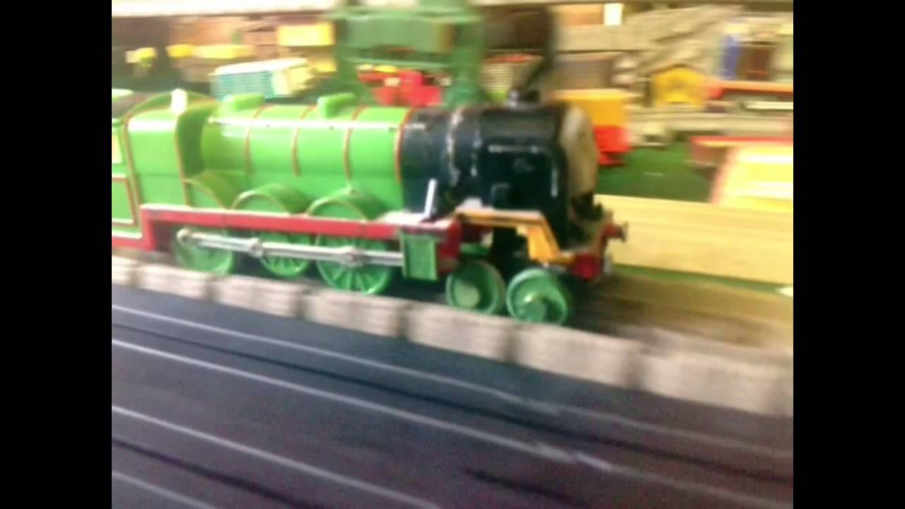 Trackmaster Big City Engine Review And Run Youtube