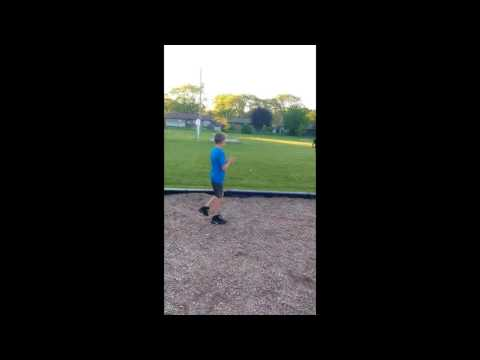 Cool Flip Done by a Kid