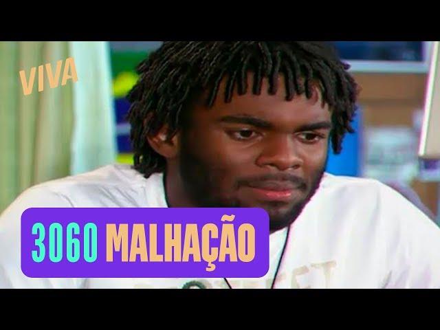 ROBERTA TERMINA COM CLEITON POR TELEFONE | MALHAÇÃO 2007 | CAPÍTULO 3060 | MELHOR DO DIA | VIVA