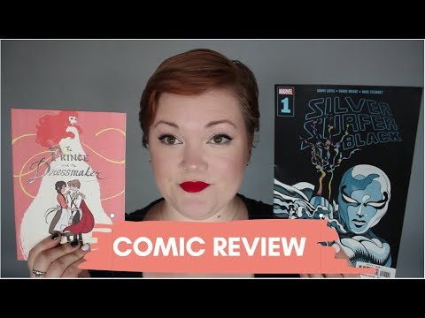 Comic review | The Prince and the Dressmaker, Silver Surfer