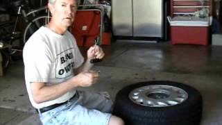 Video Car Tire Repair WHEN SHOP WILL NOT FIX IT - Emergency use only - how to fix a car tire for $4 DIY download MP3, 3GP, MP4, WEBM, AVI, FLV November 2017
