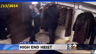 Police: Couple Sought For Stealing $200K Worth Of Fur Coats From High-End Madison Avenue Stores