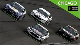 Monster Energy Nascar Cup Series- Full Race -Tales Of The Turtle 400