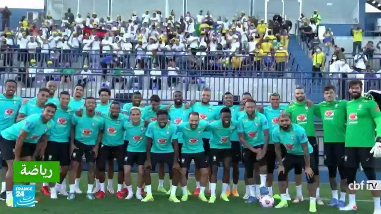 البرازيل تستضيف غريمتها الأرغواي ضمن تصفيات أمريكا الجنوبية المؤهلة لمونديال قطر 2022  - 16:55-2021 / 10 / 14