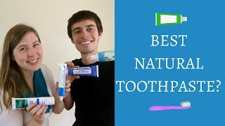 Natural Toothpaste Review 2017 | Best Natural Toothpastes: Fluoride Free thumbnail