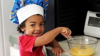 How to Make a Chef's Hat for Kids- Invade London
