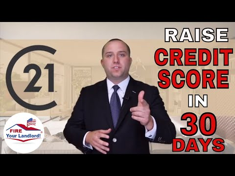 Raise your Credit Score Credit Score Hacks 700 credit score in 30 days
